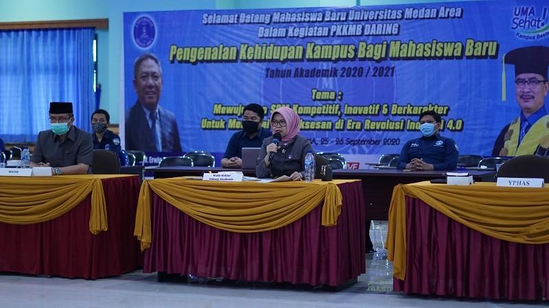 pemaparan-akademik-oleh-wakil-rektor-bidang-akademik-uma-pada-pkkmb-2020