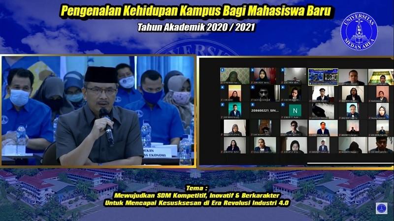 sambutan-rektor-uma-pkkmb-2020